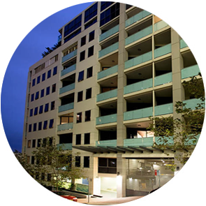 GK strata managed property - 8 Glen Street, Milsons Point