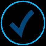 Tick vote icon
